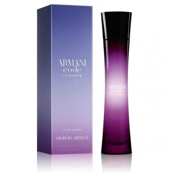 Armani Code Cashmere парфюмерная вода